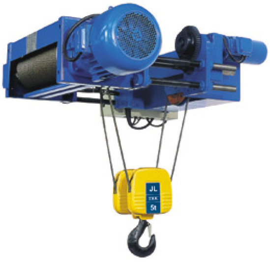 TOYO WIRE ROPE ELECTRIC HOIST L SERIOUS. - TIANJIN TOYO LIFTING ...
